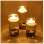 Xclusive Plus Tea Light Floating Candles Pack of 10