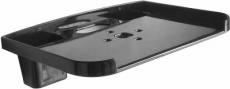 Yo India TV Set Top Box Stand Black With Remote Holder