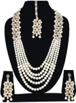 Jewellery Set Alloy For Women (White)