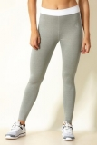 Zelocity Decode Collection Legging-Light Grey